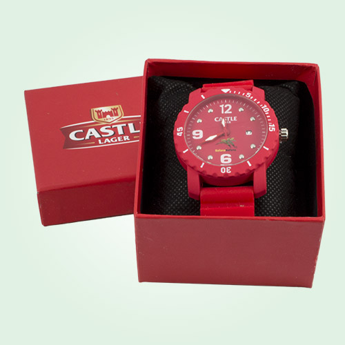 Beer Merchandise | Castle Lager Watch Gift Box